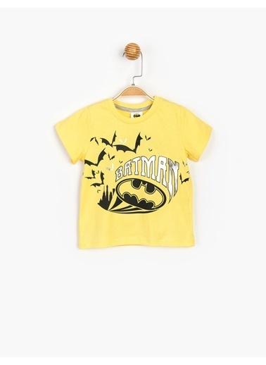 Batman Tişört Sarı